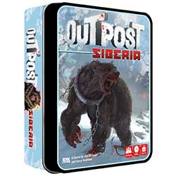 IDWG01271-OUTPOST: SIBERIA GAME