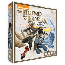 IDWG01327-LEGEND OF KORRA PRO-BENDING
