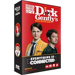 IDWG01375-DIRK GENTLY'S AGENCY CARD GAME