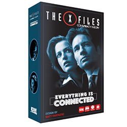IDWG01497-X-FILES CONSPIRACY THEORY CG