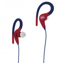 NHL SPORT EAR BUDS- HABS (6)