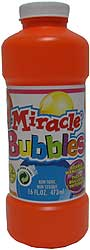 IMPE08165-MIRACLE BUBBLES 16 OZ (24)