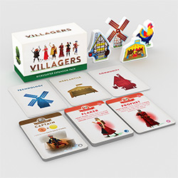 VILLAGERS EXP PACK VILLAGERS