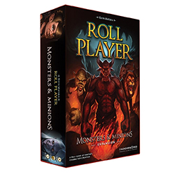 IMPTWK2002-ROLL PLAYER MONSTERS & MINIONS