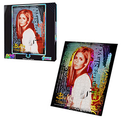 JASPUZ008-BUFFY FOIL PUZZLE 500PCS SLAYER