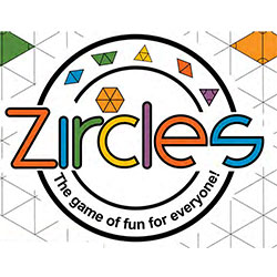 UPE10022-ZIRCLES MAGNETIC GAME