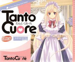 JPG001-TANTO CUORE DECK BUILDING GAME