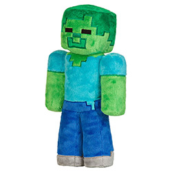 JX5949-MINECRAFT PLUSH ZOMBIE
