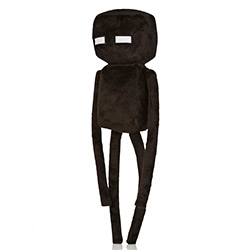 JX5950-MINECRAFT PLUSH ENDERMAN