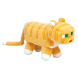 JX8739-MINECRAFT PLUSH ADVENTURE CAT