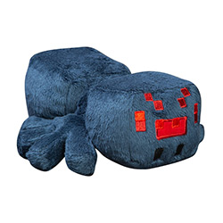 JX8751-MINECRAFT PLUSH CAVE SPIDER