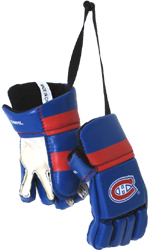 KLHMHGMC-MINI HOCKEY GLOVES CANADIENS