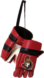 KLHMHGOS-MINI HOCKEY GLOVES SENATORS(6)