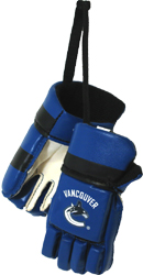 KLHMHGVC-MINI HOCKEY GLOVES CANUCKS(6)