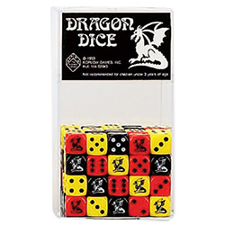 KP00493-DRAGON DICE 16MM ASSORTMENT