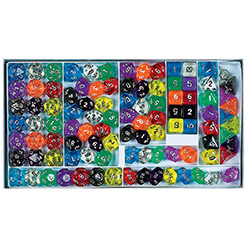 KP03607-D20 TRANSPARENT SAMPLER BOX
