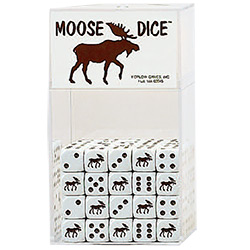 KP04947-MOOSE DICE 16MM