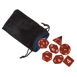 KP19594-JUMBO DICE GIFT SET RED