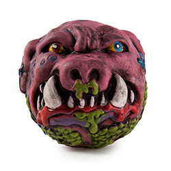 KR15146-MADBALLS FOAM SWINE SUCKER