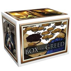 L5RBOG-L5R BOX OF GREED PROMOTION