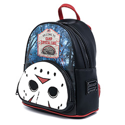 LOUNGEFLY FRIDAY THE 13TH JASON BACKPACK