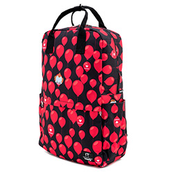 LFITBK0002-LOUNGEFLY IT BALLOONS NYLON BACKPACK