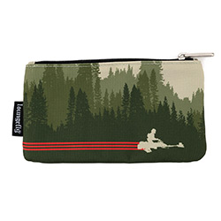 LOUNGEFLY STAR WARS ENDOR NYLON POUCH