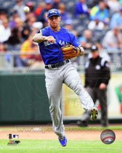 MEBPBRLAW-BRETT LAWRIE AUTO 8 X 10 PHOTO