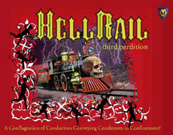MFG0476-HELLRAIL CARD GAME