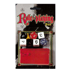 MFG1003-ROLEPLAYING DICE SET