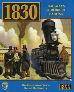 MFG1830-1830� RAILWAYS & ROBBER BARONS - NORTH EAST US