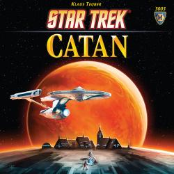 MFG3003-STAR TREK CATAN