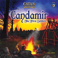 MFG3030-CANDAMIR - THE FIRST SETTLERS