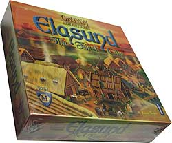 MFG3031-ELASUND - THE FIRST CITY OF CATAN