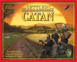 MFG3061-THE SETTLERS OF CATAN