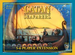 MFG3064-CATAN: SEAFARERS 5&6 PLAYER EXTENSION