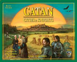 MFG3065-CATAN: CITIES & KNIGHTS GAME EXPANSION