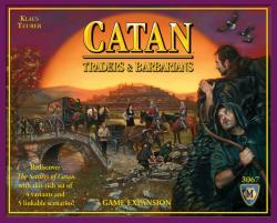 MFG3067-CATAN: TRADERS & BARBARIANS EXPANSION