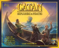 MFG3069-CATAN: EXPLORERS & PIRATES EXPANSION