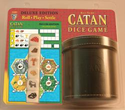 MFG3109-CATAN� DICE GAME DELUXE