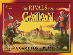 MFG3131-RIVALS FOR CATAN� A GAME FOR 2 PLAYER