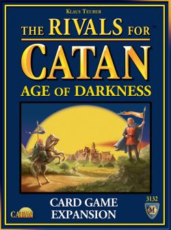 MFG3132-RIVALS OF CATAN� ERA OF DARKNESS EXPANSION