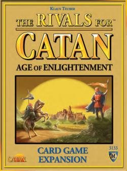 MFG3133-RIVALS OF CATAN� AGE OF ENLIGHTENMENT EXPANSION