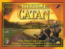 MFG3141-STRUGGLE FOR CATAN�