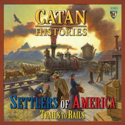 MFG3203-CATAN HISTORIES: SETTLERS OF AMERICA� TRAILS TO RA