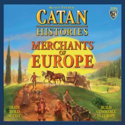 MFG3204-CATAN HISTORIES: MERCHANTS OF EUROPE�