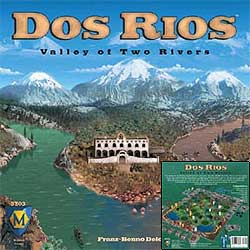 MFG3303-DOS RIOS: VALLEY OF TWO RIVERS