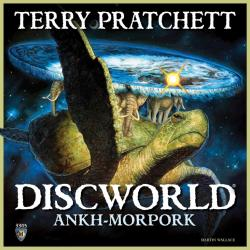 MFG3305-ANKH MORPORK�  - WALLACE'S DISK WORLD GAME