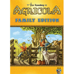MFG3514-AGRICOLA FAMILY EDITION GAME