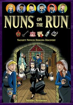 MFG4117-NUNS ON THE RUN